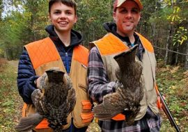 Crane Lake Minnesota Grouse Hunting Trails and Management Areas